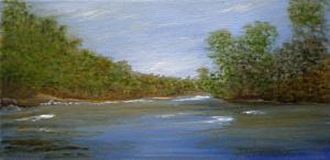Wabash River by Judith Lynn Smith