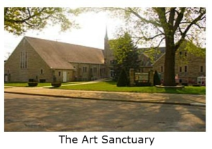 The Art Sanctuary exterior