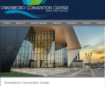 Photo from Owensboro Convention Center website