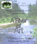River of Art Poster