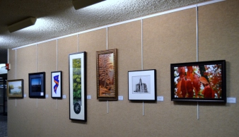 May exhibit at Vigo County Public Library, Terre Haute