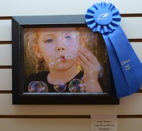 First Place in Photography: I Spy With My Little Eye, Sheila K. Ter Meer