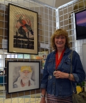 Second Place, Painting and Drawing: JoAnne Fiscus