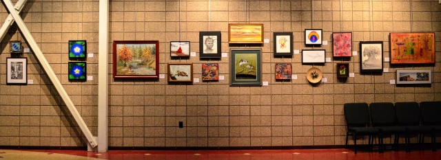 Artwork by RCAA members featured Feb. 5-14 in Community Theatre of Terre Haute