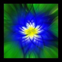 Something Blue-Hers by Sheila K. Ter Meer