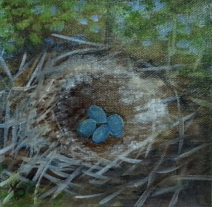 Crow's Nest by Judith Lynn Smith
