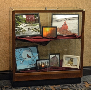 Exhibit by Deanna Swearingen throughout March in Vigo County Public Library