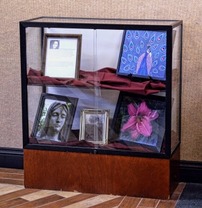 Display by Deanna Swearingen