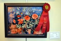 Fantasy Poppies by Ruthann Brady