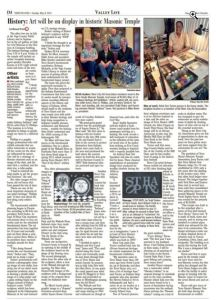 Tribune-Star Valley Life Cover Story 5-8-2016