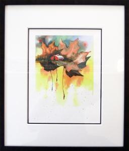 Autumn Dreamscape by Dian Der Ohanian Phillips