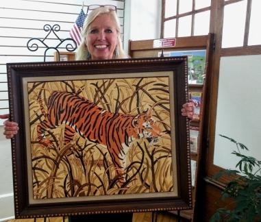Bengal Tiger by Deborah Anderson