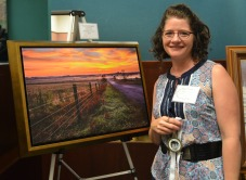 Third Place Photography: Heartland Sunrise by Debbie Goodin