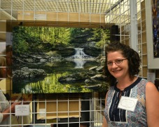 Honorable Mention Photography: Falls of Spring by Debbie Goodin