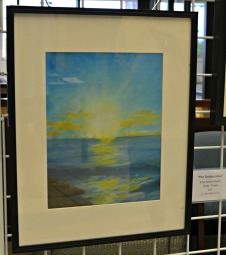 Third Place Drawing: The Golden Hour by Elise Spaid-Roberts
