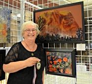 Artists' Choice Award: Sunset by Edith Acton