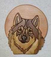Wolf by Rod Funk