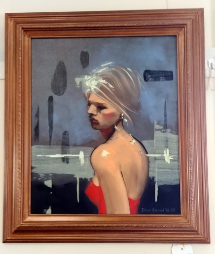 The Red Dress-Steve Harrold