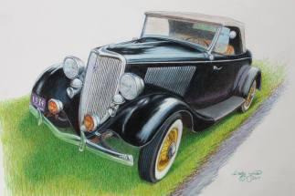 Artwork by Monty Jones